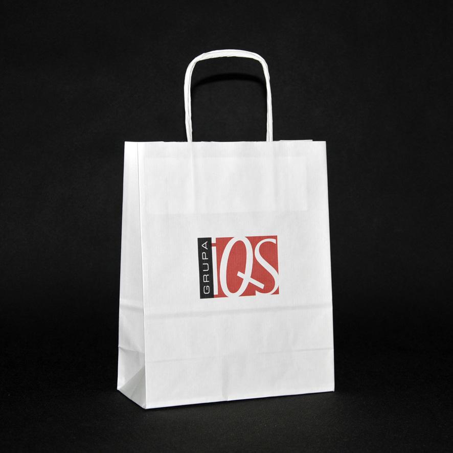 torba papierowa IQs