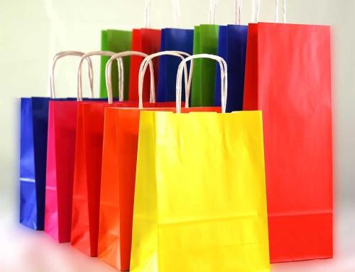 Kolorowe torby
